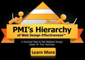 Sample call to action for PMI's web design needs assessment for customers in Reading, PA and beyond
